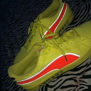 Puma Hazard Yellow's
